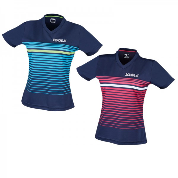 JOOLA Lady Shirt STRIPES